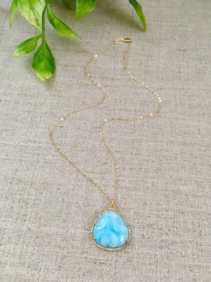 St. Thomas Necklace - Christiana Layman Designs