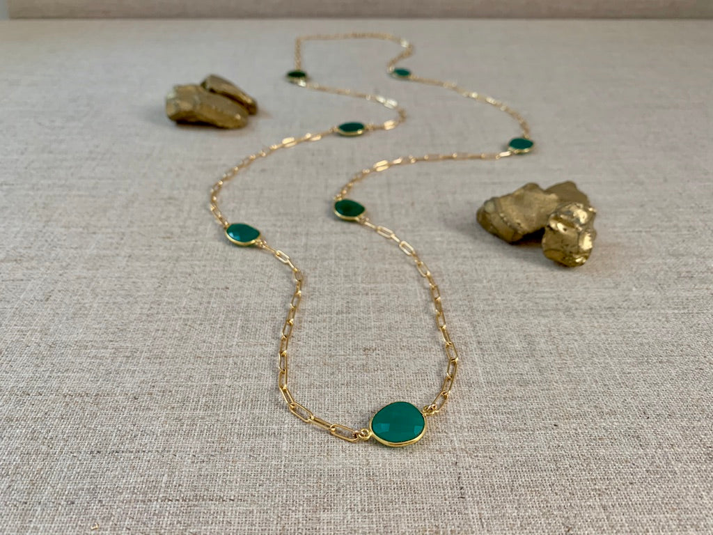 All About Eve Necklace - Christiana Layman Designs