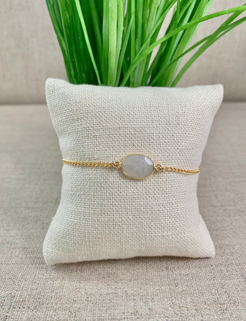 Full Moon Bracelet - Christiana Layman Designs