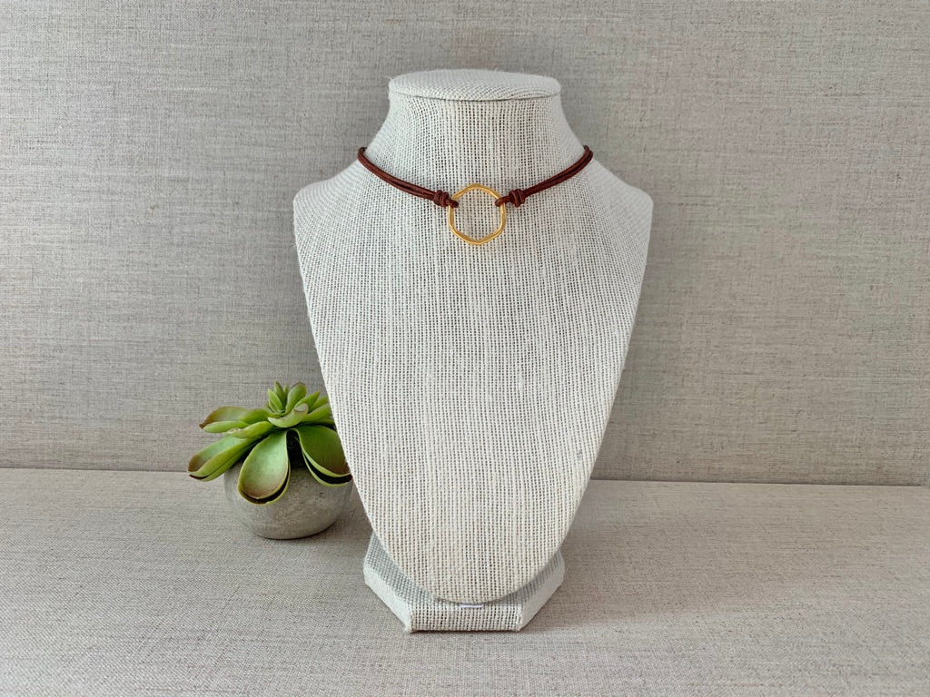 On the Homestead Necklace - Christiana Layman Designs