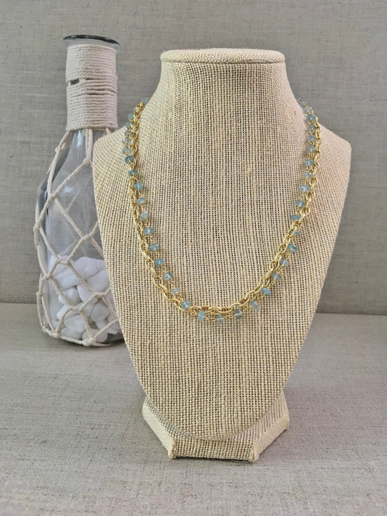Hamptons for the Weekend Necklace - Christiana Layman Designs