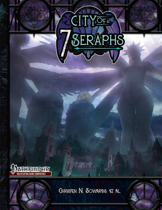 City of 7 Seraphs HC