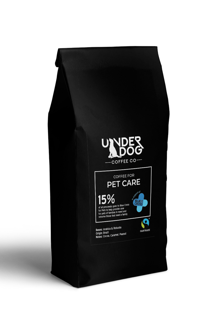Fairtrade Coffee for Pet Care
