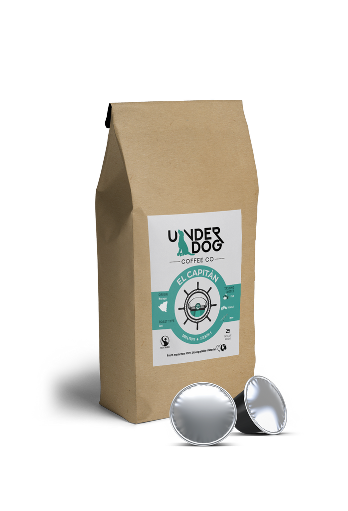 Artisan Biodegradable Coffee Pods - Sampler Pack of 100 pods