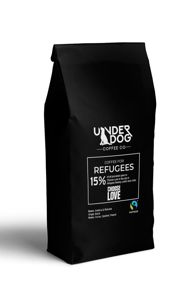 Fairtrade Coffee for Refugees