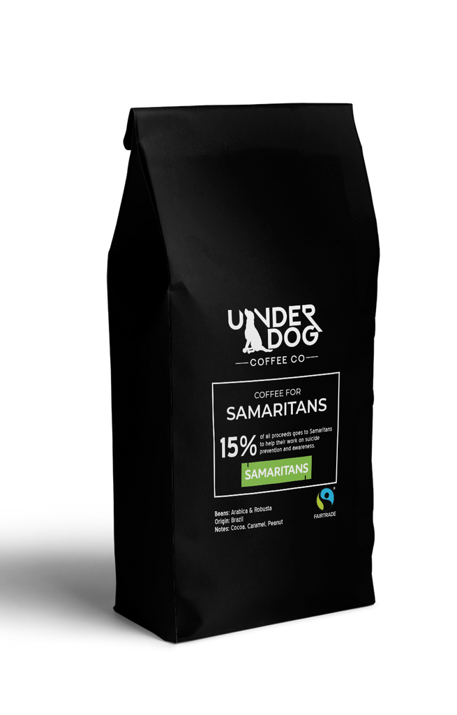 Fairtrade Coffee for Samaritans