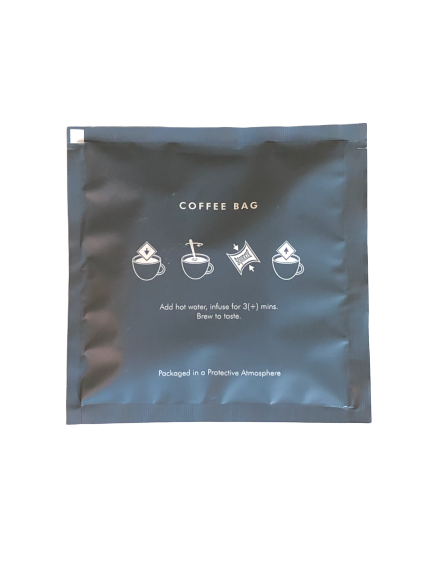 Firefly Fairtrade Organic Medium Roast Coffee Dipping Bags