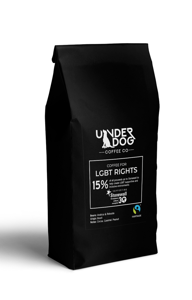 Fairtrade Coffee for LGBT Rights