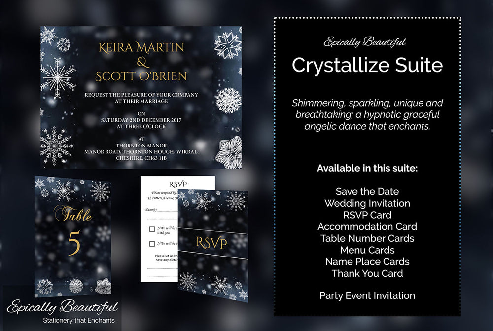 Crystallize Suite