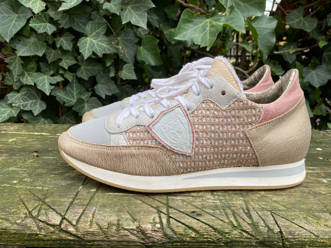 Z.g.a.n. Sneakers van Philippe Model maat 39
