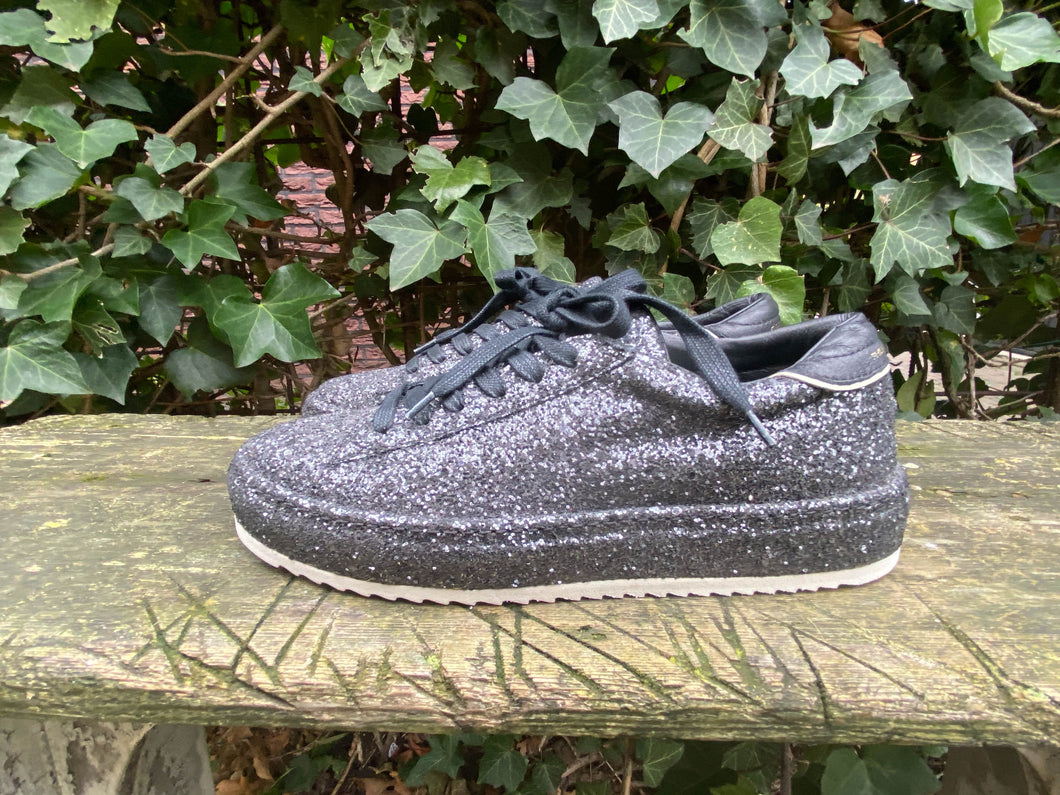 Z.G.A.N gave sneakers van Philippe Model maat 38