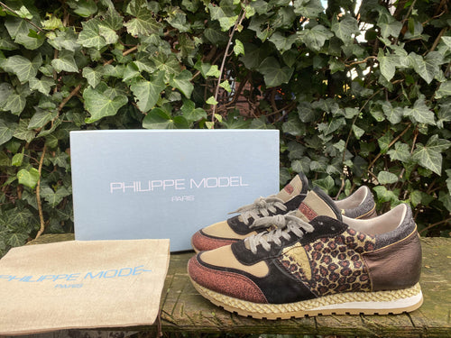 Z.g.a.n. Sneakers van Philippe Model maat 41