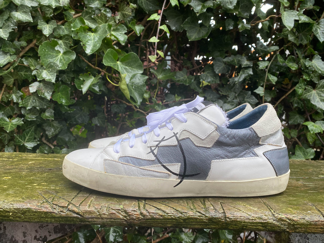 Z.G.A.N sneakers van Philippe Model maat 45