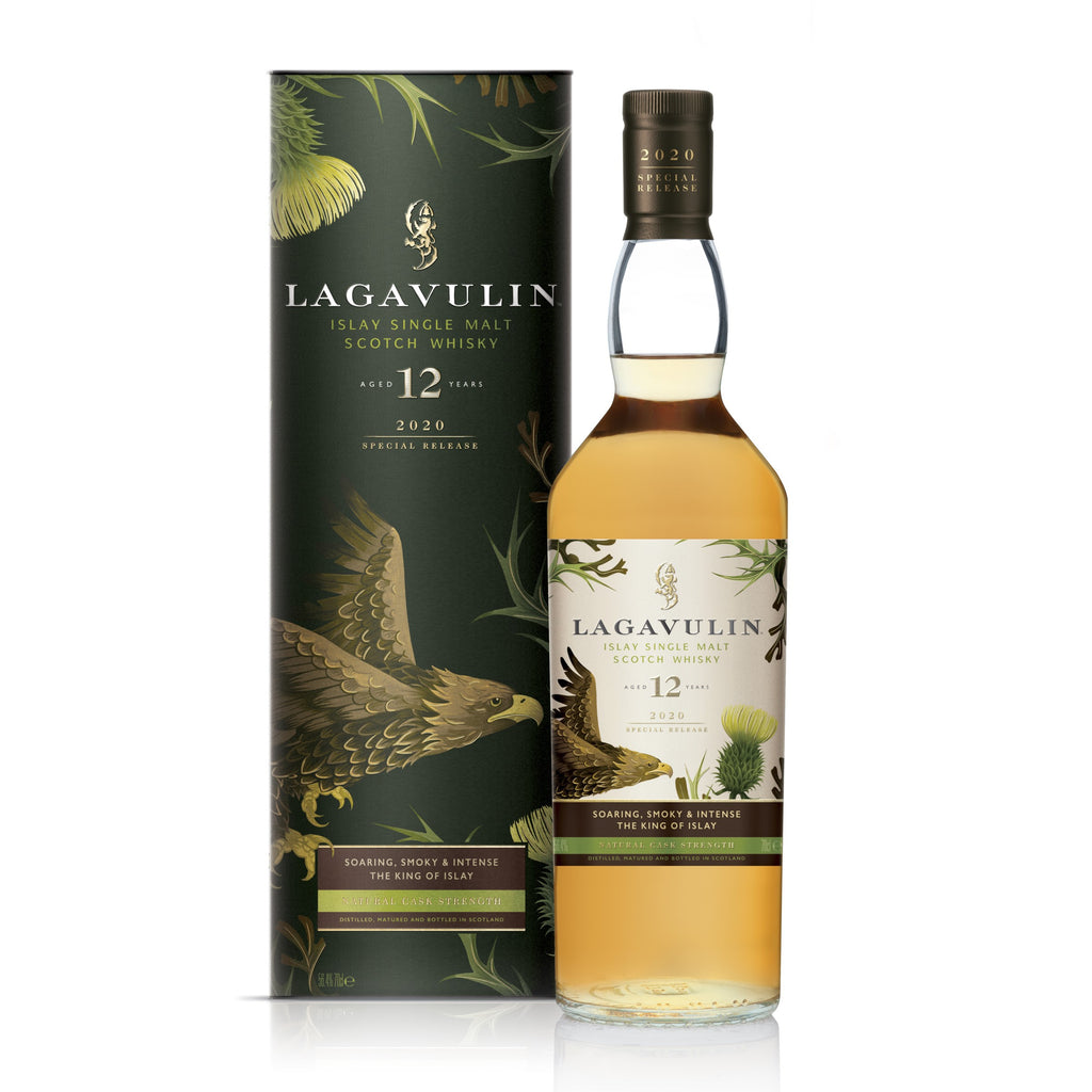 Lagavulin 12 Years Old 70cl Special Release 2020 (70cl)