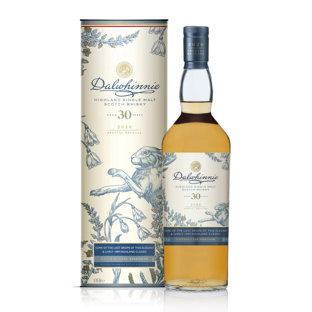 Dalwhinnie 30 Years Old 70cl Special Release 2020 (70cl)