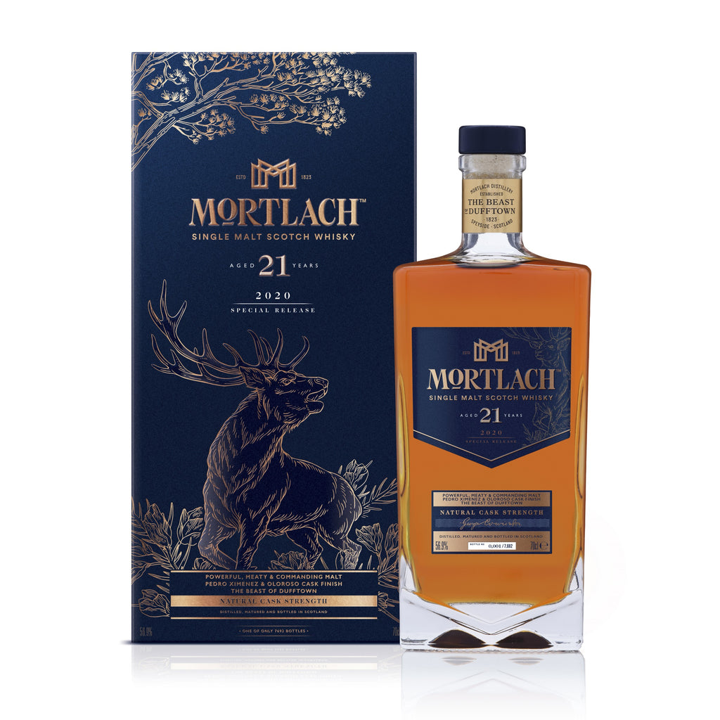 Mortlach 21 Years Old 70cl Special Release 2020 (70cl)