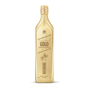Johnnie Walker Gold Label 200th Limited Edition Design