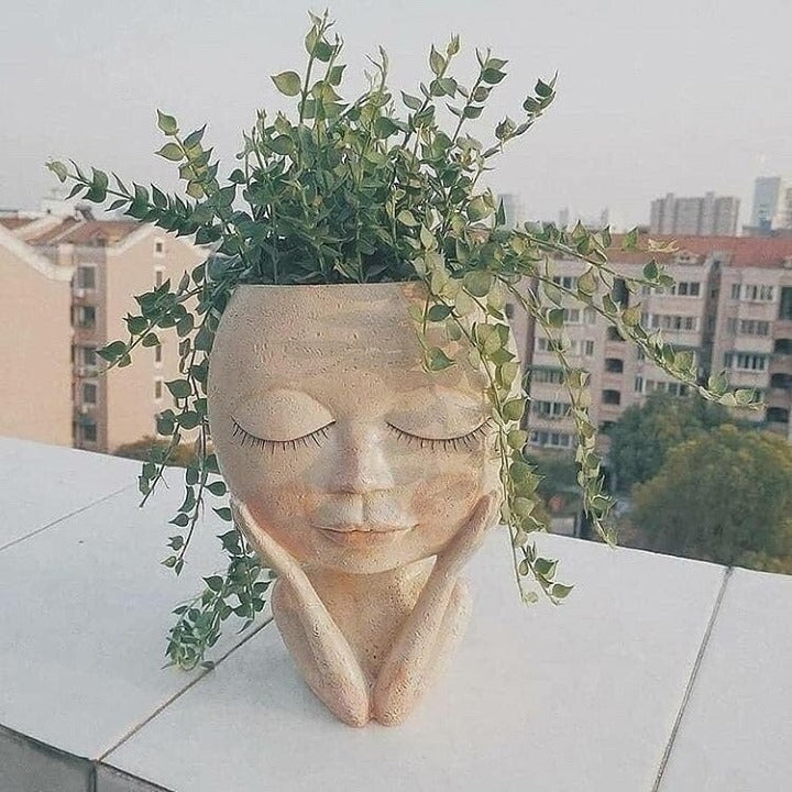 Aripot - A Unique Flower Pot