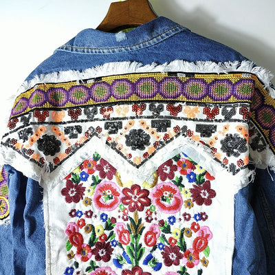 ALICE DENIM JACKET