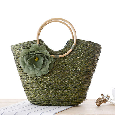 Beach Bag For Women Fashion Handmade