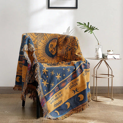 Constellation blanket - 2 colors