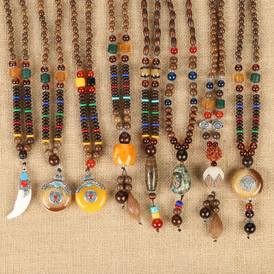 Vintage Arlisanal Necklaces