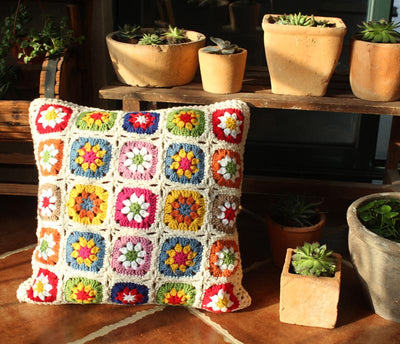 Artisanal Cushion Hand Made