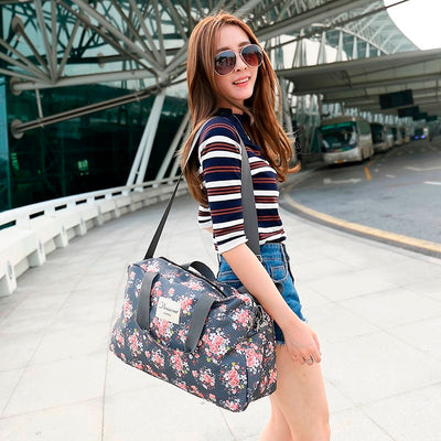 FL Traveling Shoulder Bag