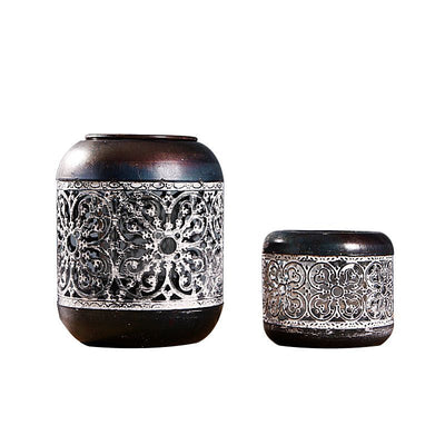 Moroccan BS Candle Holder