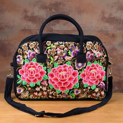 Embroidery Multi-use Women bags