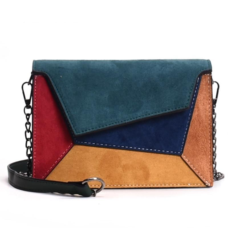 Artisanal Colorful Shoulder Bags