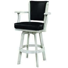 BACKED BARSTOOL SQUARE SEAT - titos-table-game