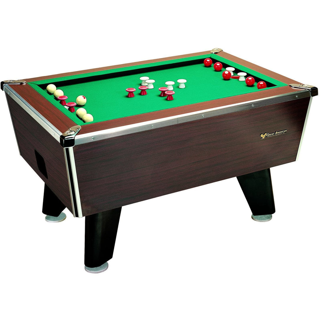 Bumper Pool Table - titos-table-game