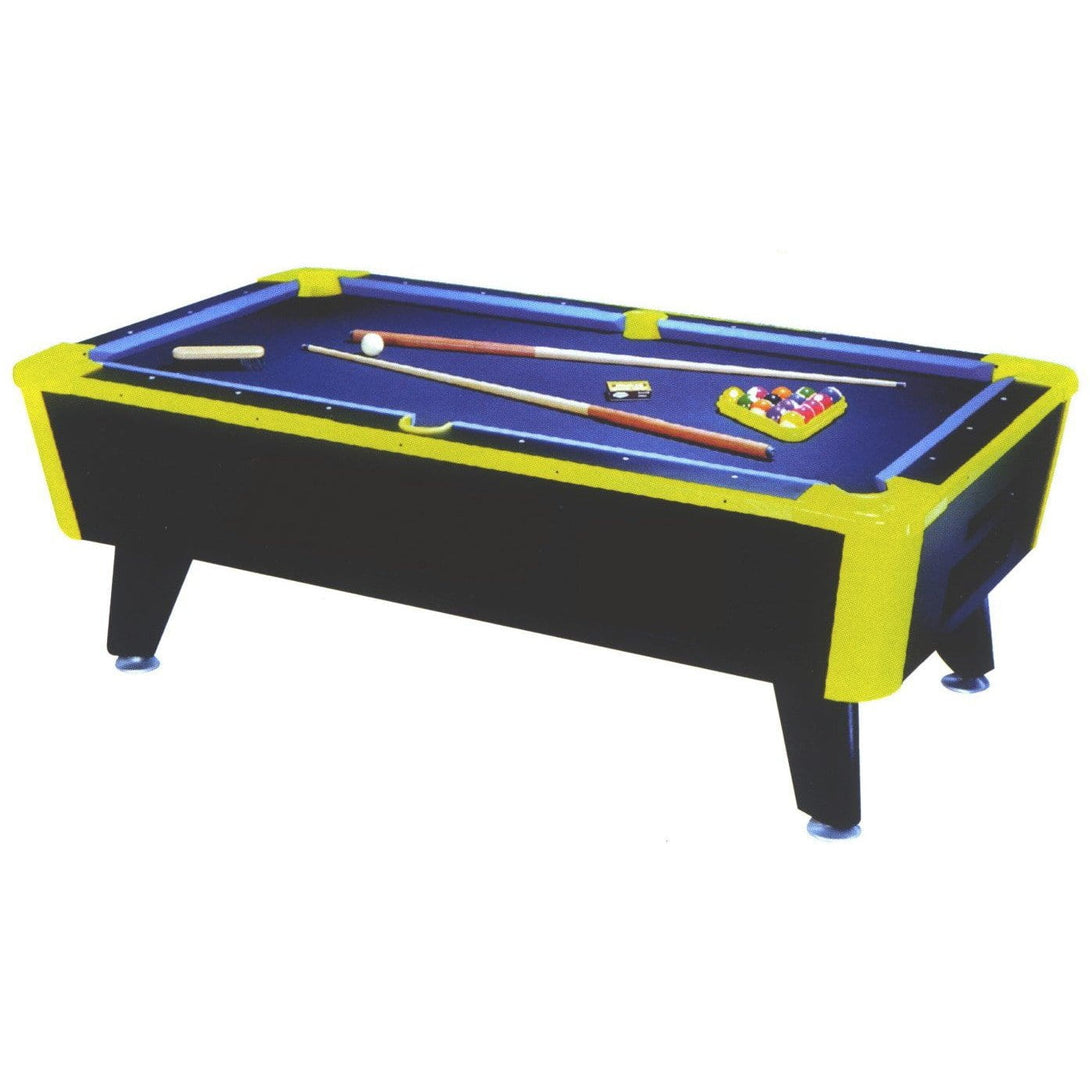 Neon Pool Table - titos-table-game