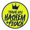 Thank You Hashem for Pesach