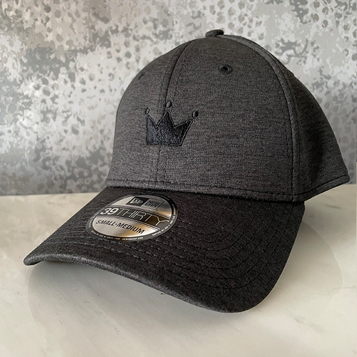 TYH Black Crown Cap
