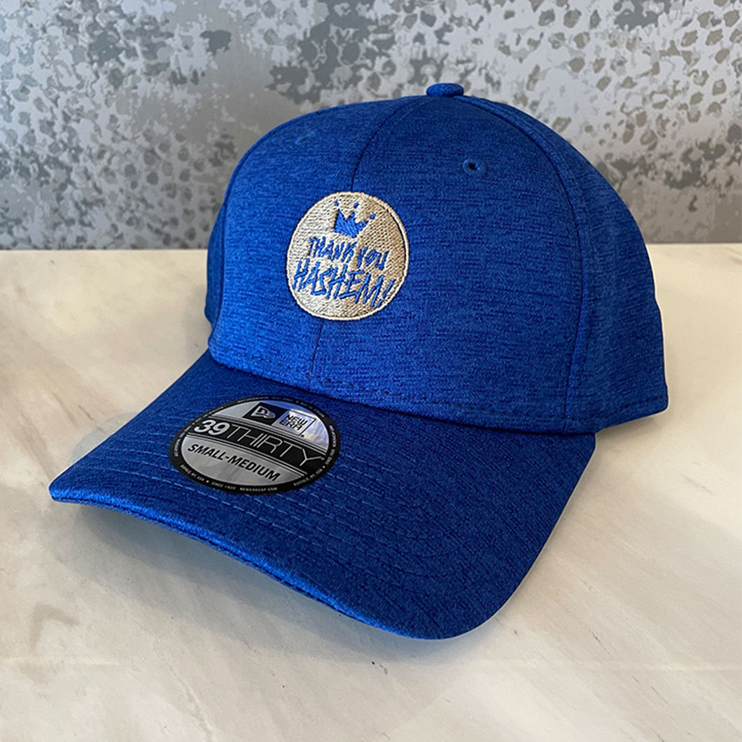 TYH Cap / Royal Blue with Beige Logo