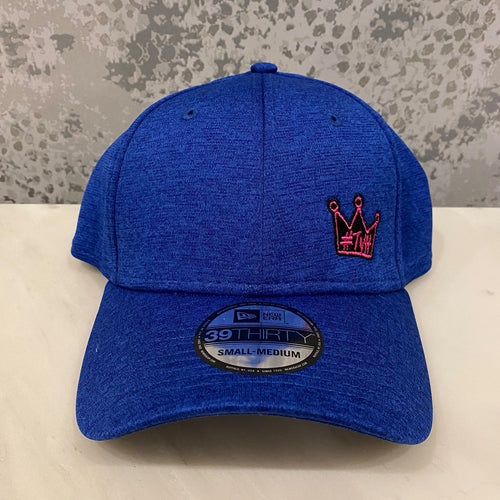 TYH Cap / Blue with Pink Crown