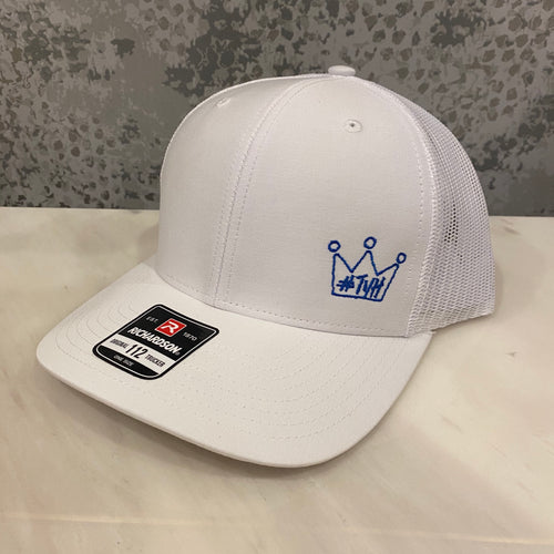 Cap / Trucker Cap - White
