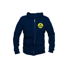 Load image into Gallery viewer, Sweatshirt / Navy with Yellow Logo
