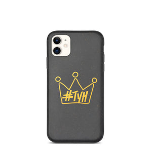 Phone case / Gold Crown Biodegradable