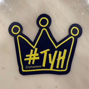 Car Magnet / Crown