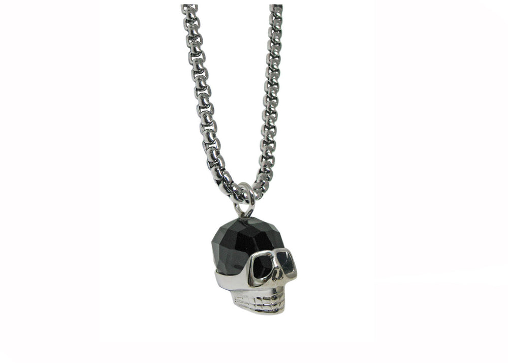 Collar Crystal Skull