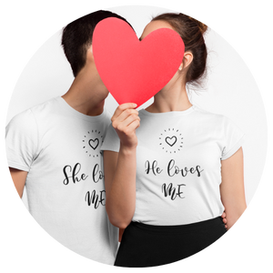 """She Loves Me"" Men's Tee - MamaBuzz Creations"