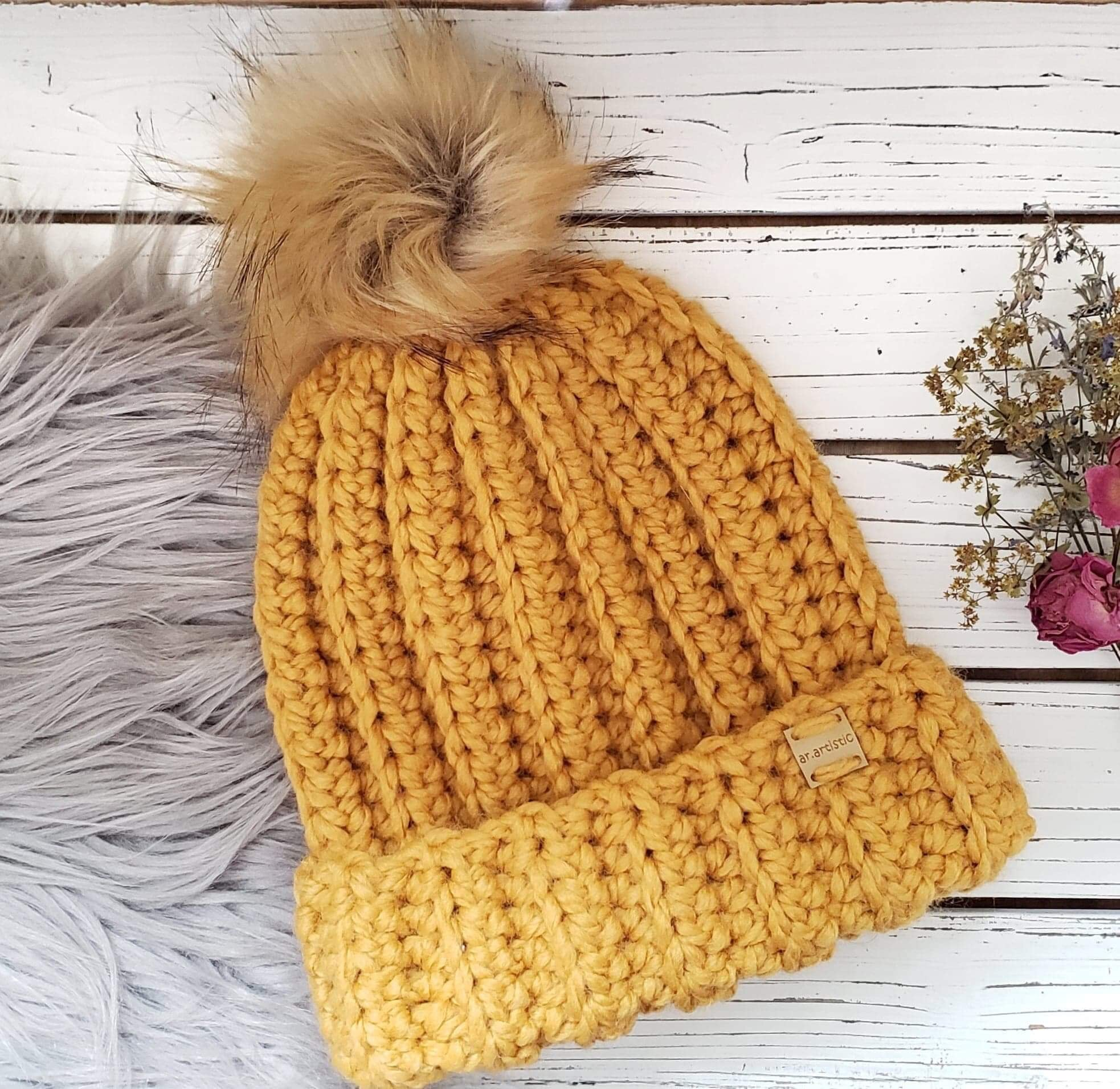 Wild Adventure Beanie - MamaBuzz Creations