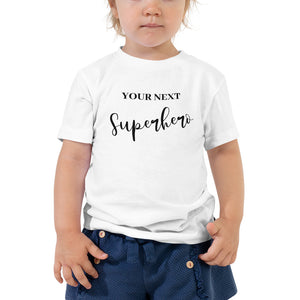 """Your Next SuperHero"" Child Tee - MamaBuzz Creations"