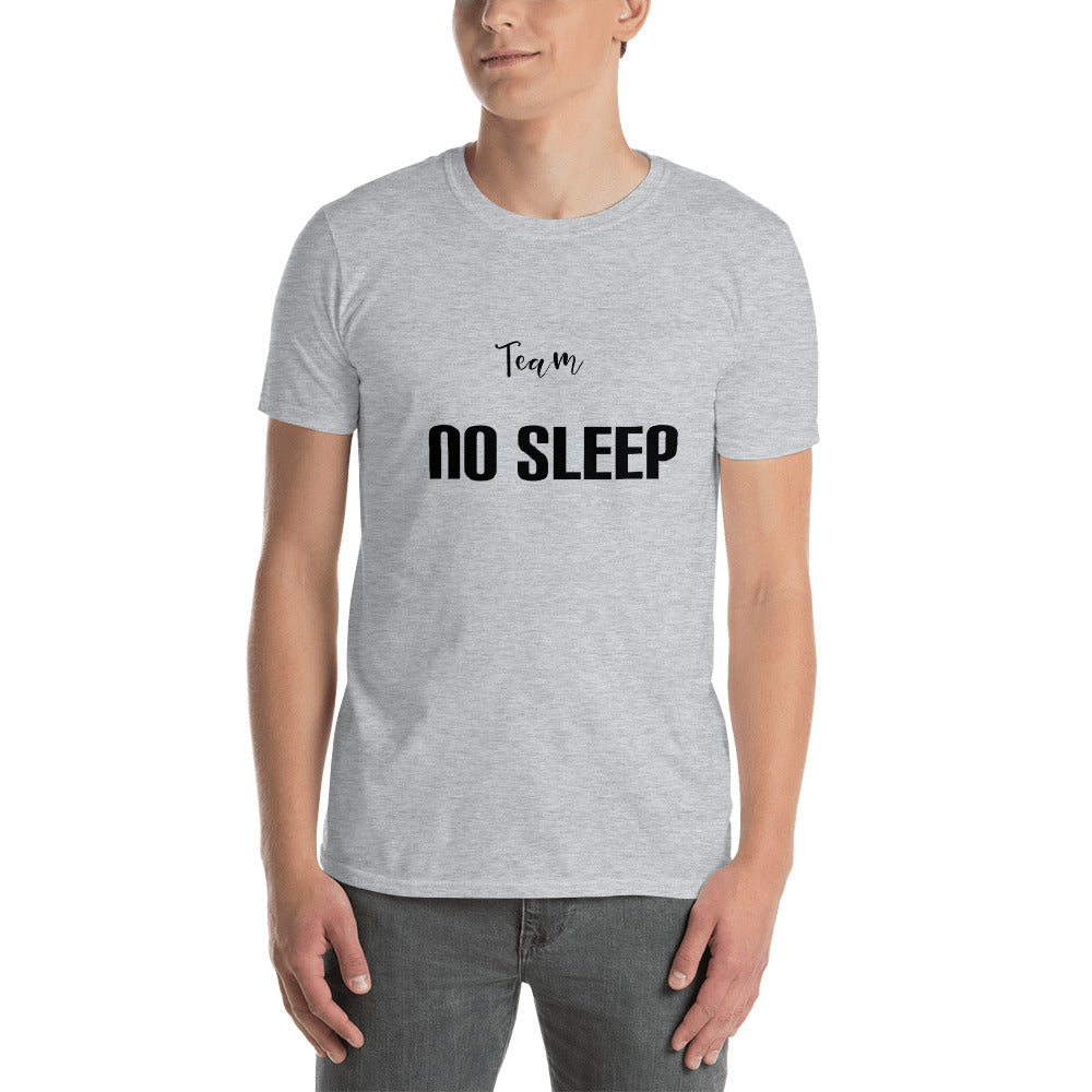 """Team No Sleep"" Men's Tee - MamaBuzz Creations"