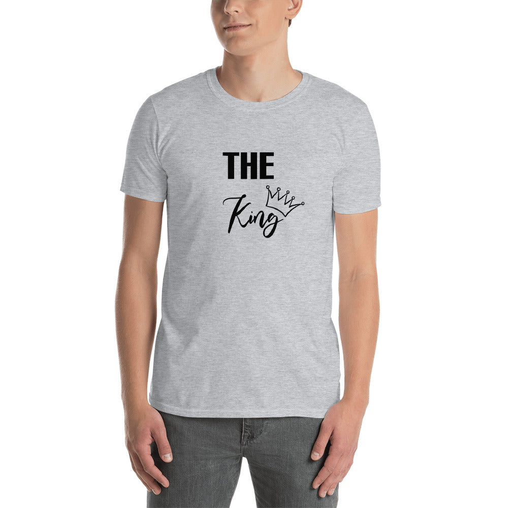 """The King"" Men's Tee - MamaBuzz Creations"
