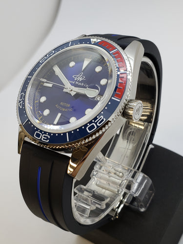 Reloj Deportivo Esfera Azul, Sport Wristwatch Blue Dial, SOLD OUT.