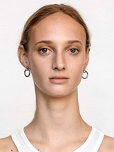 Load image into Gallery viewer, Common Muse Odette Hoop Earrings